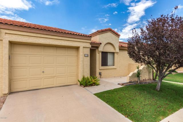 1021 S Greenfield Road #1158, Mesa, AZ 85206 (MLS #5795023) :: Brett Tanner Home Selling Team