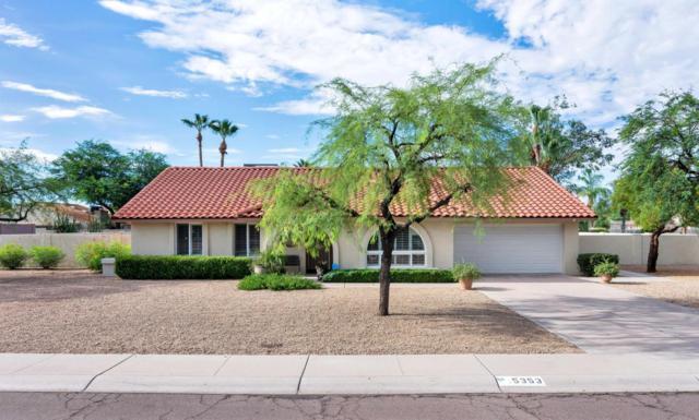 5353 E Grandview Road, Scottsdale, AZ 85254 (MLS #5795026) :: Brett Tanner Home Selling Team