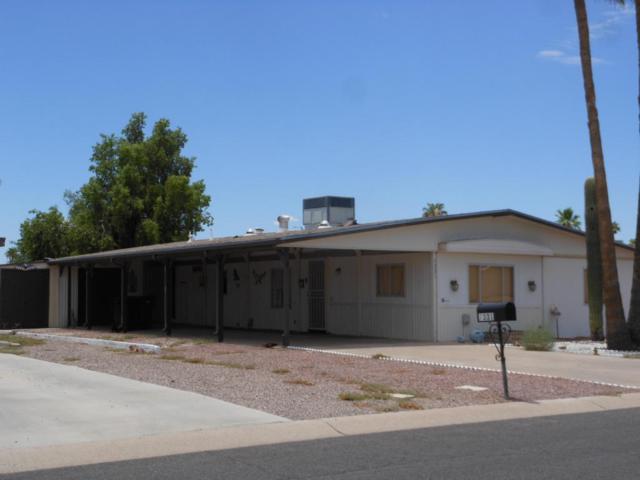 7331 E Juanita Avenue, Mesa, AZ 85209 (MLS #5795045) :: Brett Tanner Home Selling Team