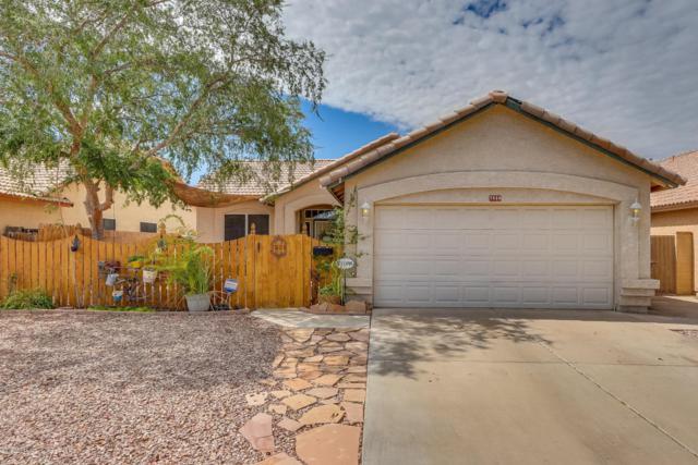 7535 W Sunnyside Drive, Peoria, AZ 85345 (MLS #5795057) :: Brett Tanner Home Selling Team