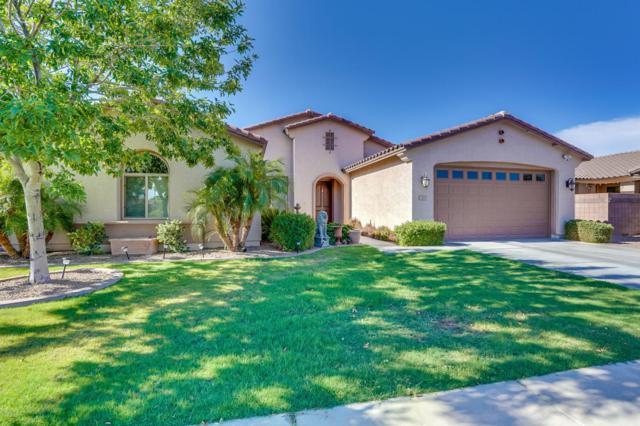 1164 E Grand Canyon Drive, Chandler, AZ 85249 (MLS #5795096) :: The Jesse Herfel Real Estate Group