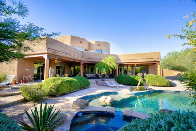 25483 N Wrangler Road, Scottsdale, AZ 85255 (MLS #5795103) :: RE/MAX Excalibur