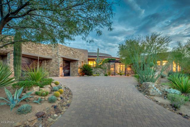 10247 E Boulder Bend Road, Scottsdale, AZ 85262 (MLS #5795115) :: The W Group