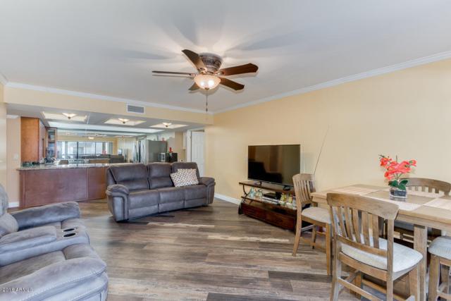 5122 N 31ST Way #246, Phoenix, AZ 85016 (MLS #5795121) :: Arizona 1 Real Estate Team