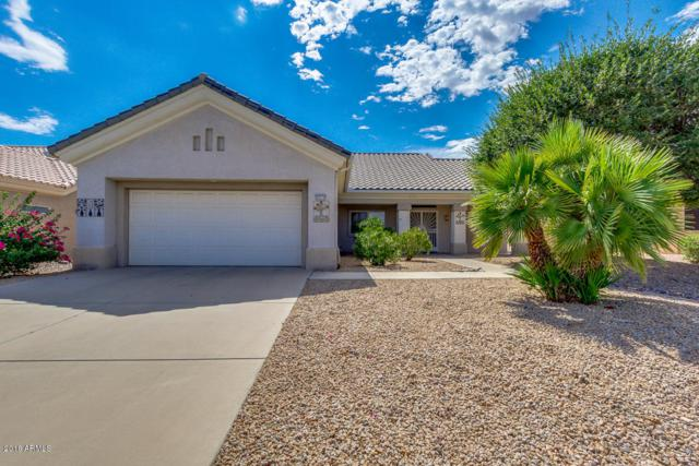 22516 N Dusty Trail Boulevard, Sun City West, AZ 85375 (MLS #5795122) :: Desert Home Premier