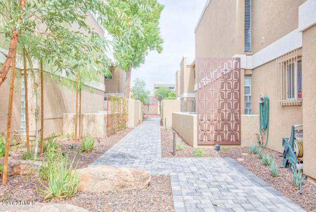 4615 N 22nd Street #105, Phoenix, AZ 85016 (MLS #5795277) :: The Carin Nguyen Team