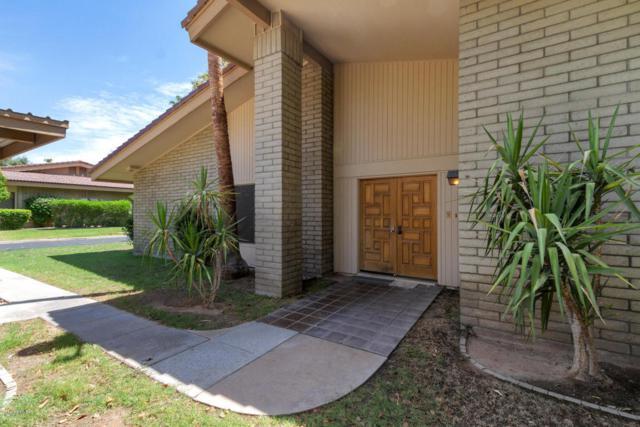 4525 N 66TH Street N #10, Scottsdale, AZ 85251 (MLS #5795281) :: Phoenix Property Group