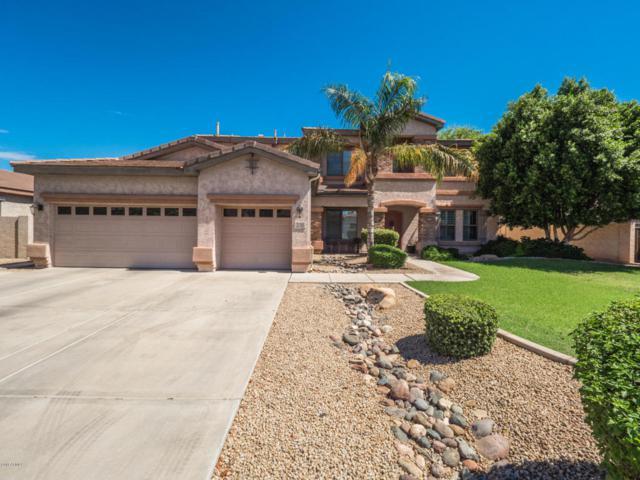 316 E Benrich Drive, Gilbert, AZ 85295 (MLS #5795288) :: The Jesse Herfel Real Estate Group
