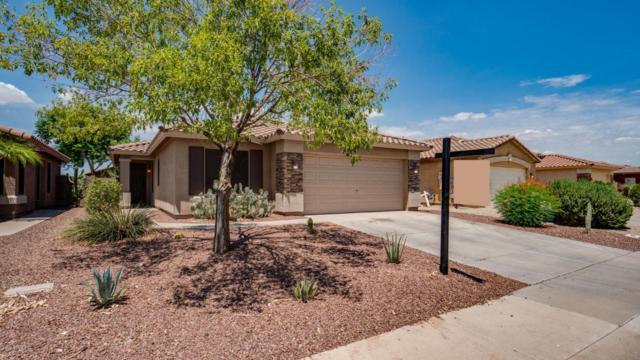 43778 W Bedford Drive, Maricopa, AZ 85138 (MLS #5795316) :: Group 46:10