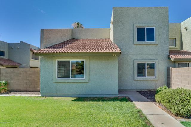 222 W Brown Road #90, Mesa, AZ 85201 (MLS #5795334) :: RE/MAX Excalibur