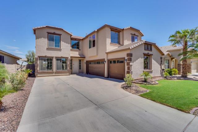 43266 W Lindgren Drive, Maricopa, AZ 85138 (MLS #5795338) :: Group 46:10