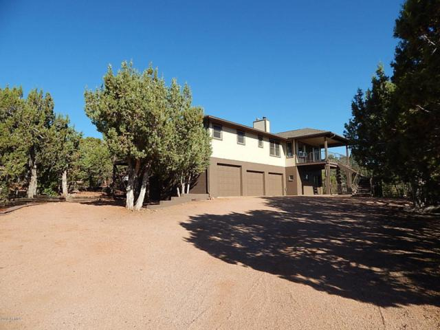 1408 N Alpine Heights Drive, Payson, AZ 85541 (MLS #5795389) :: Occasio Realty