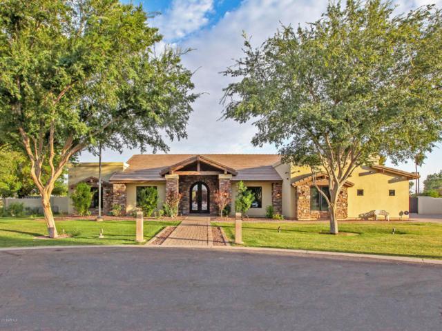 207 E El Dorado Lane, Gilbert, AZ 85295 (MLS #5795419) :: The Jesse Herfel Real Estate Group