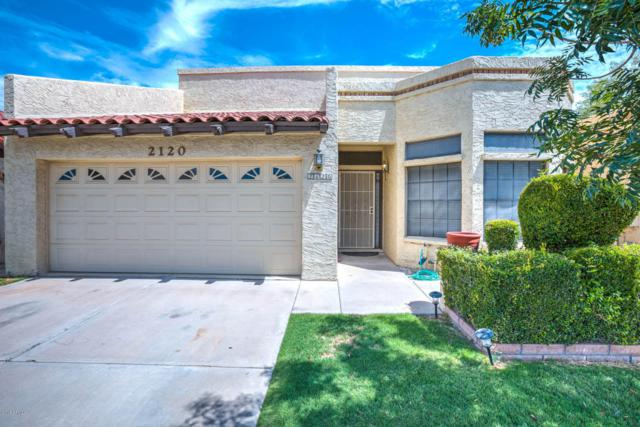 2120 W Nopal Avenue, Mesa, AZ 85202 (MLS #5795454) :: The Jesse Herfel Real Estate Group