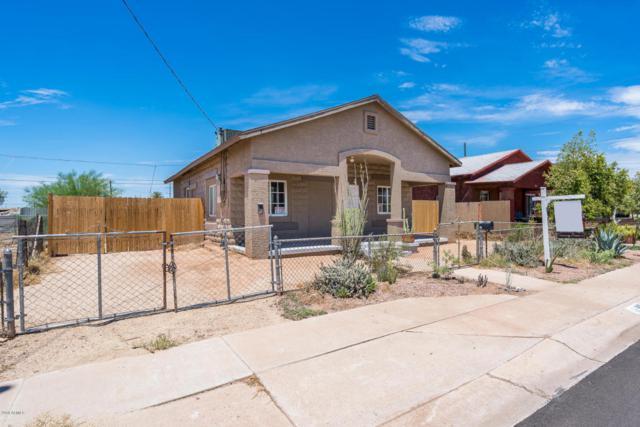 810 S 4TH Avenue, Phoenix, AZ 85003 (MLS #5795464) :: RE/MAX Excalibur