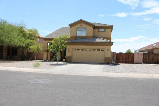3414 S 121ST Lane, Tolleson, AZ 85353 (MLS #5795498) :: The Sweet Group