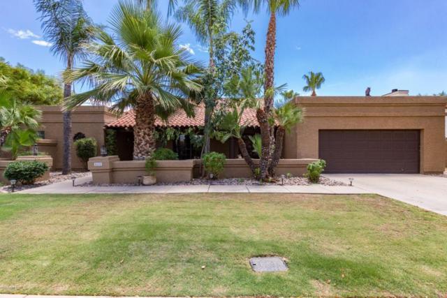 8619 E San Lorenzo Drive, Scottsdale, AZ 85258 (MLS #5795680) :: RE/MAX Excalibur
