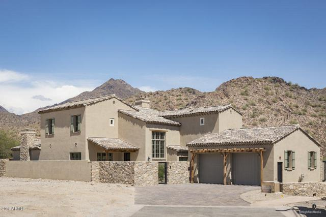 18974 N Silverleaf Drive, Scottsdale, AZ 85255 (MLS #5795718) :: Kelly Cook Real Estate Group