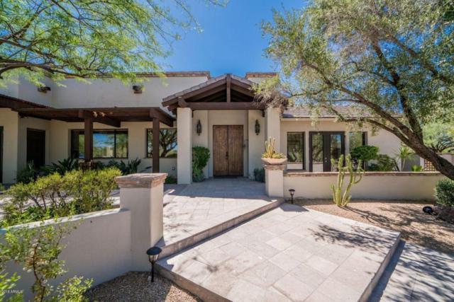 8002 N Ironwood Drive, Paradise Valley, AZ 85253 (MLS #5795723) :: Arizona Best Real Estate