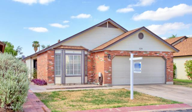 3134 E Mckellips Road #126, Mesa, AZ 85213 (MLS #5795853) :: Group 46:10