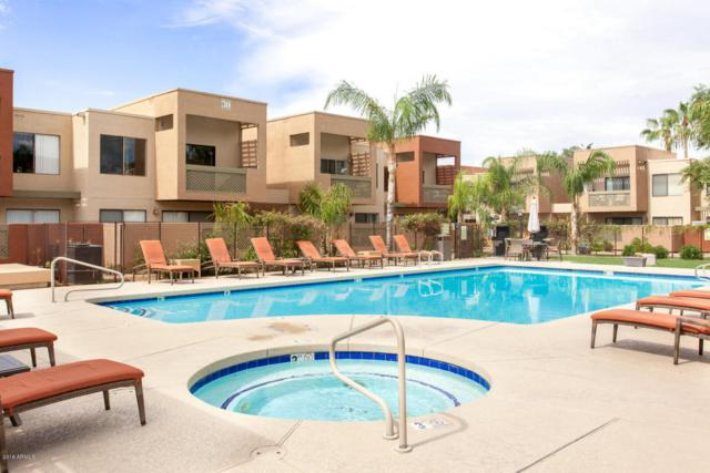 3600 N Hayden Road #2812, Scottsdale, AZ 85251 (MLS #5795893) :: Riddle Realty