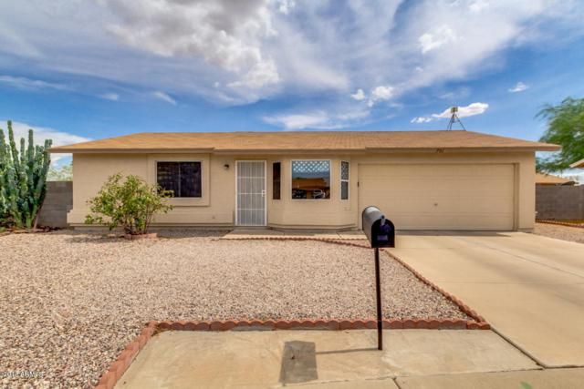 701 W Hess Avenue, Coolidge, AZ 85128 (MLS #5795896) :: Riddle Realty
