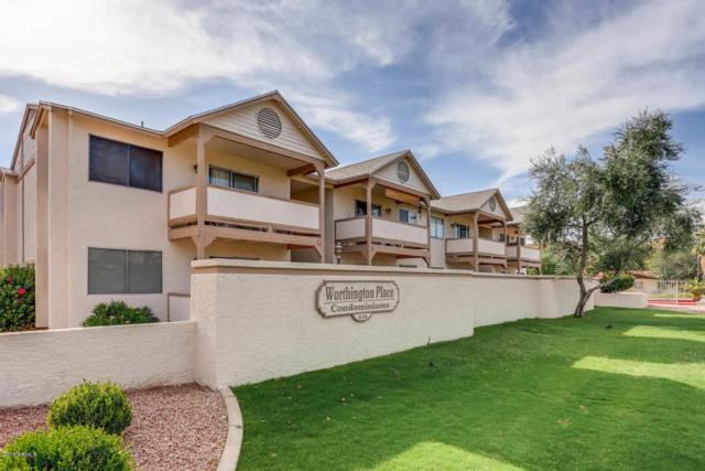 616 S Hardy Drive #104, Tempe, AZ 85281 (MLS #5795953) :: Lux Home Group at  Keller Williams Realty Phoenix