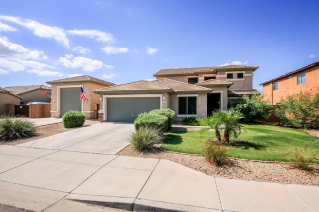 5131 W Magdalena Lane, Laveen, AZ 85339 (MLS #5795977) :: The Bill and Cindy Flowers Team