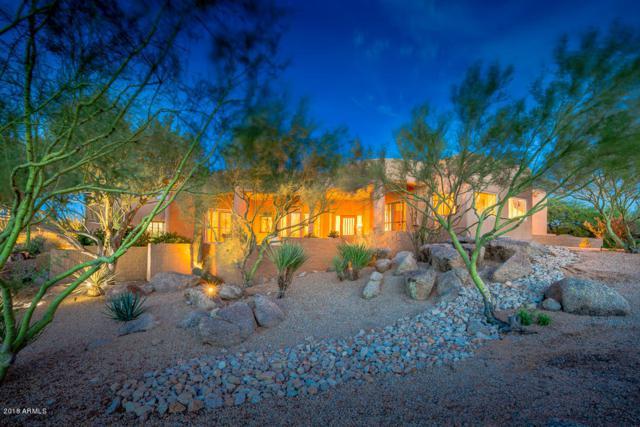 9731 E Hidden Green Drive, Scottsdale, AZ 85262 (MLS #5796026) :: Occasio Realty