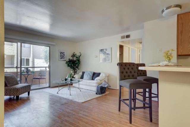 8055 E Thomas Road A203, Scottsdale, AZ 85251 (MLS #5796047) :: Lux Home Group at  Keller Williams Realty Phoenix