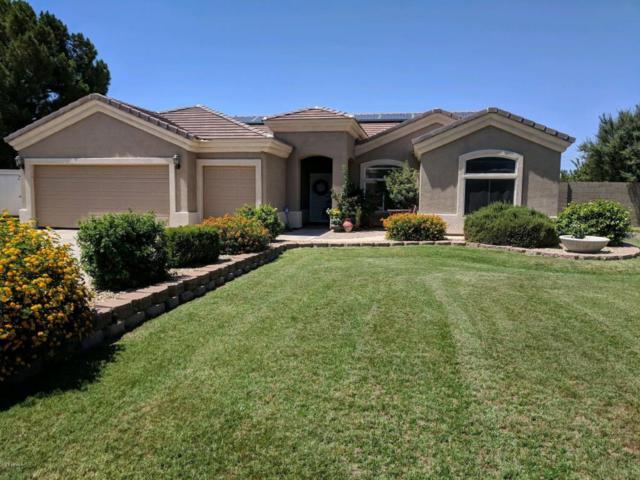 17424 E Chestnut Drive, Queen Creek, AZ 85142 (MLS #5796080) :: Berkshire Hathaway Home Services Arizona Properties