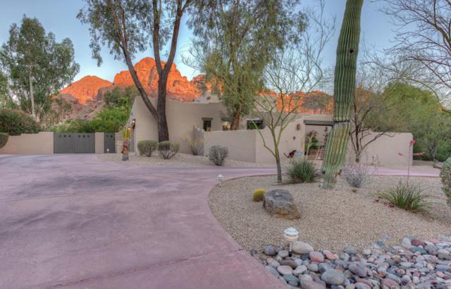 4841 E Marston Drive, Paradise Valley, AZ 85253 (MLS #5796120) :: Lux Home Group at  Keller Williams Realty Phoenix