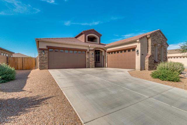 19744 E Emperor Boulevard, Queen Creek, AZ 85142 (MLS #5796142) :: Berkshire Hathaway Home Services Arizona Properties