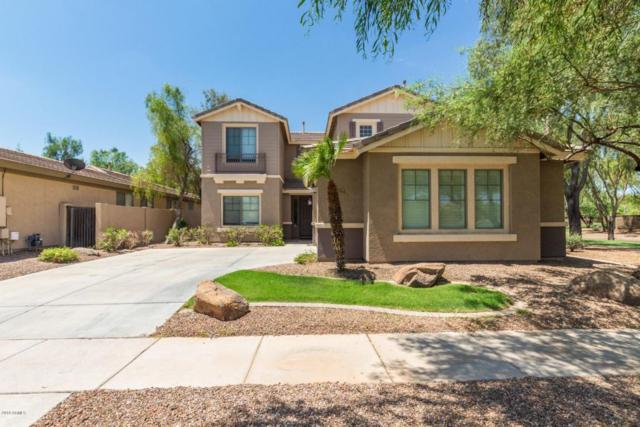 4254 S Winter Lane, Gilbert, AZ 85297 (MLS #5796205) :: The Jesse Herfel Real Estate Group
