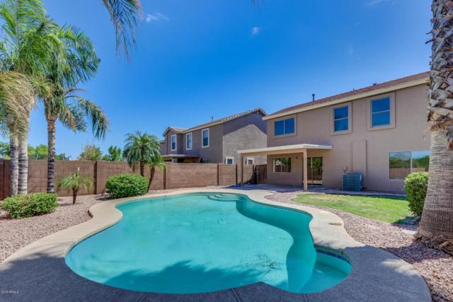 8614 S 50TH Lane, Laveen, AZ 85339 (MLS #5796395) :: Kelly Cook Real Estate Group