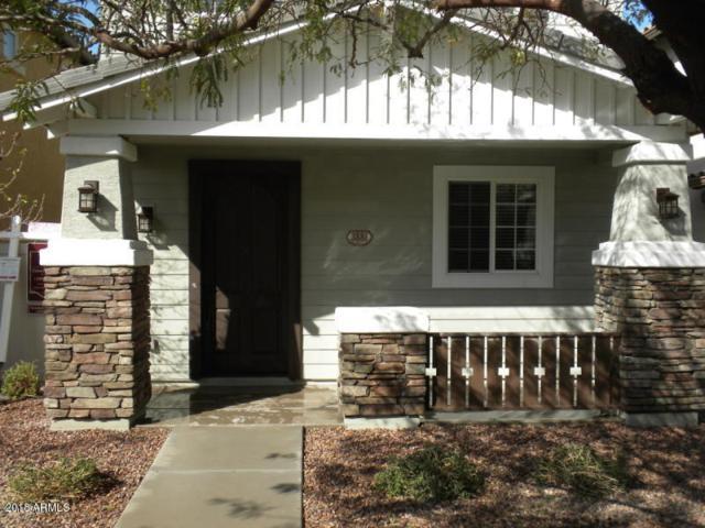 3881 S Posse Trail, Gilbert, AZ 85297 (MLS #5796462) :: Berkshire Hathaway Home Services Arizona Properties