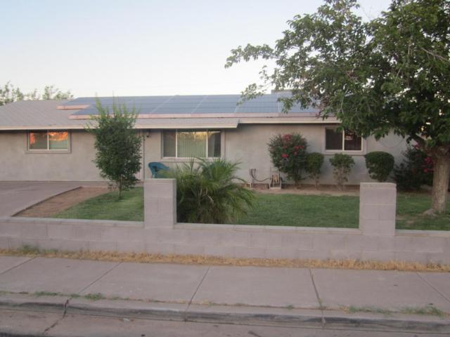 1123 S Drew Street, Mesa, AZ 85210 (MLS #5796463) :: Berkshire Hathaway Home Services Arizona Properties
