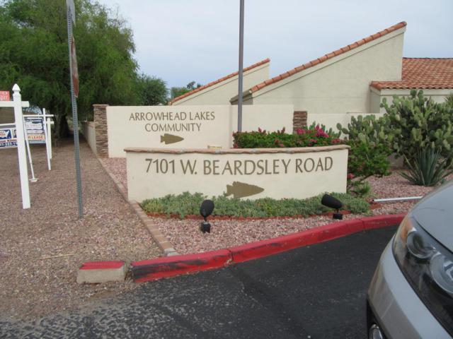 7101 W Beardsley Road W #821, Glendale, AZ 85308 (MLS #5796652) :: The Laughton Team