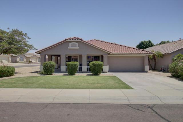 9959 W Ross Avenue, Peoria, AZ 85382 (MLS #5796667) :: The Laughton Team