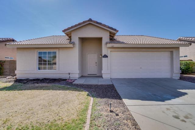 1181 S Bridger Drive, Chandler, AZ 85286 (MLS #5796685) :: Team Wilson Real Estate