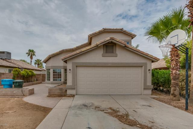 3021 E Utopia Road, Phoenix, AZ 85050 (MLS #5796694) :: Riddle Realty