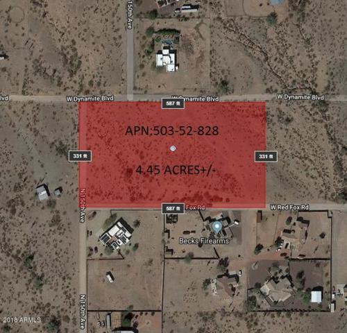 14947 W Dynamite Boulevard, Surprise, AZ 85387 (MLS #5796706) :: My Home Group