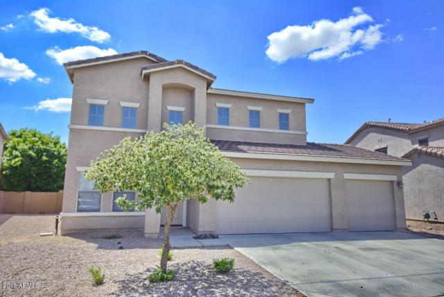15412 N 168TH Lane, Surprise, AZ 85388 (MLS #5796727) :: The Sweet Group