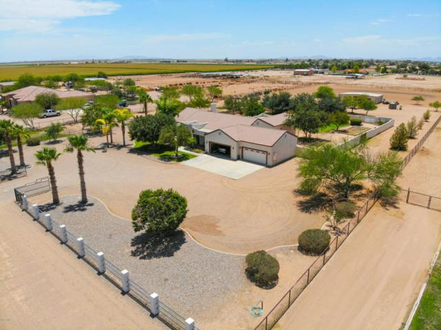 34565 W Jo Blanca Road, Stanfield, AZ 85172 (MLS #5796760) :: Yost Realty Group at RE/MAX Casa Grande