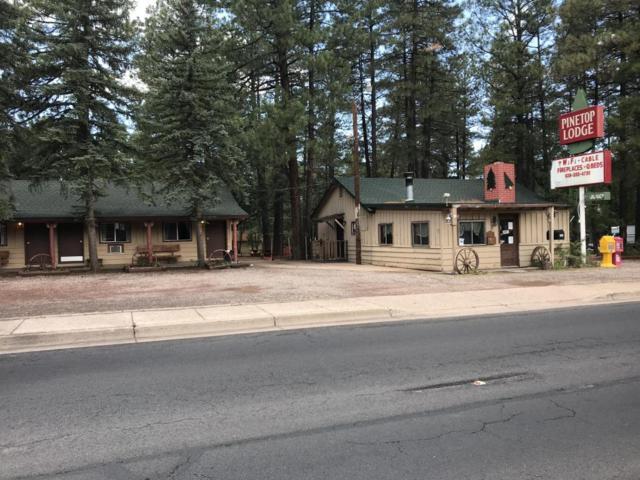 593 E White Mountain Boulevard, Pinetop, AZ 85935 (MLS #5796826) :: The Daniel Montez Real Estate Group
