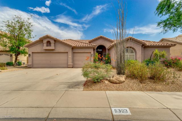 5303 E Woodridge Drive, Scottsdale, AZ 85254 (MLS #5796858) :: Team Wilson Real Estate