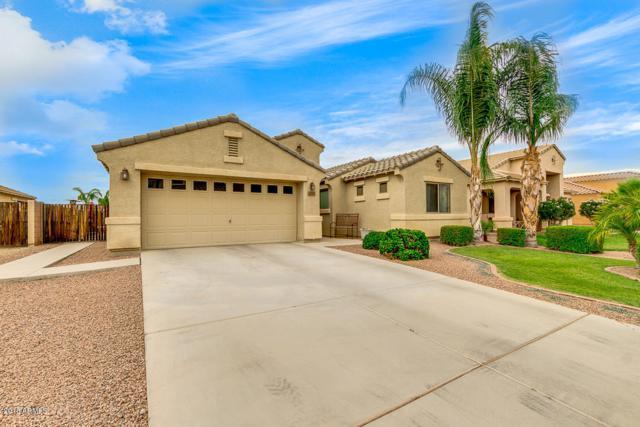 1618 E Debbie Drive, San Tan Valley, AZ 85140 (MLS #5796880) :: The Bill and Cindy Flowers Team