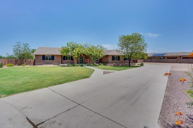 2796 E Cattle Drive, Gilbert, AZ 85297 (MLS #5796883) :: CANAM Realty Group