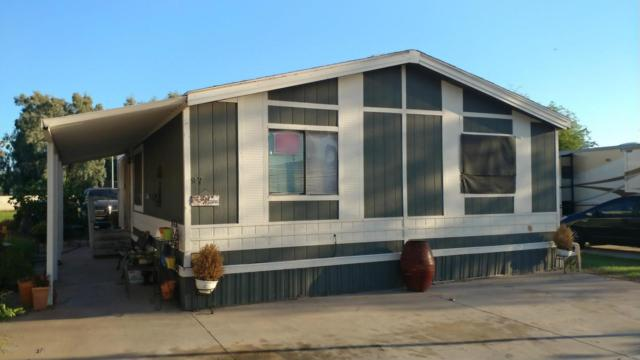 625 W Mckellips Road Lot 87, Mesa, AZ 85201 (MLS #5796910) :: Team Wilson Real Estate