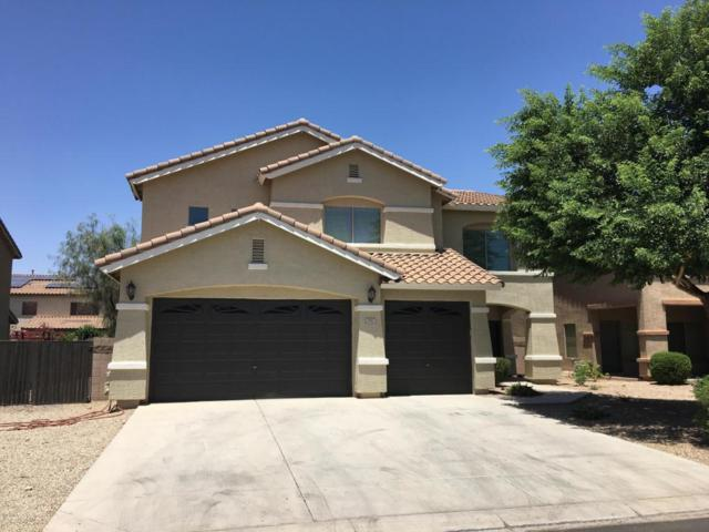 890 E Heather Drive, San Tan Valley, AZ 85140 (MLS #5796961) :: Kelly Cook Real Estate Group